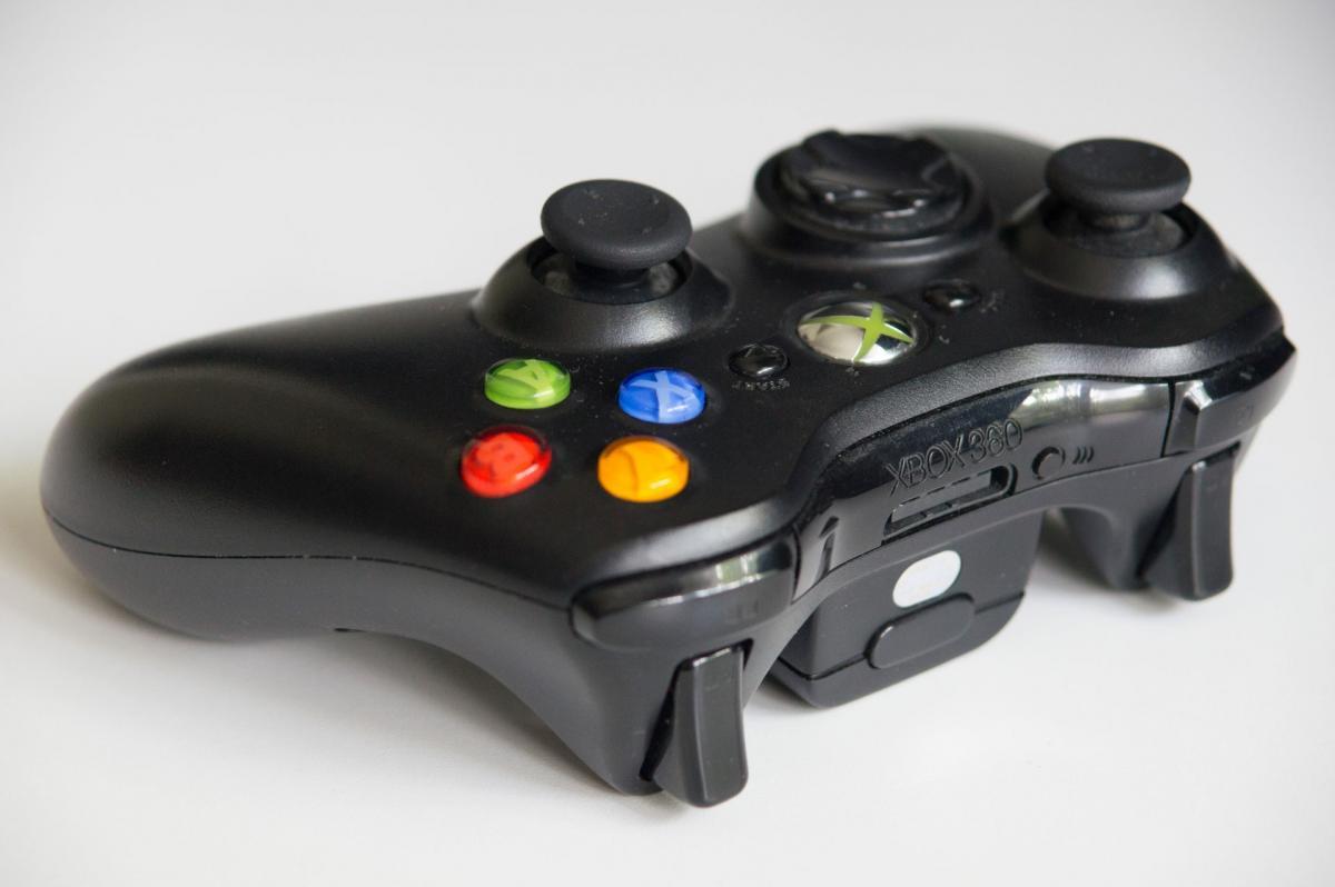 Console controller entertainment fun #82416
