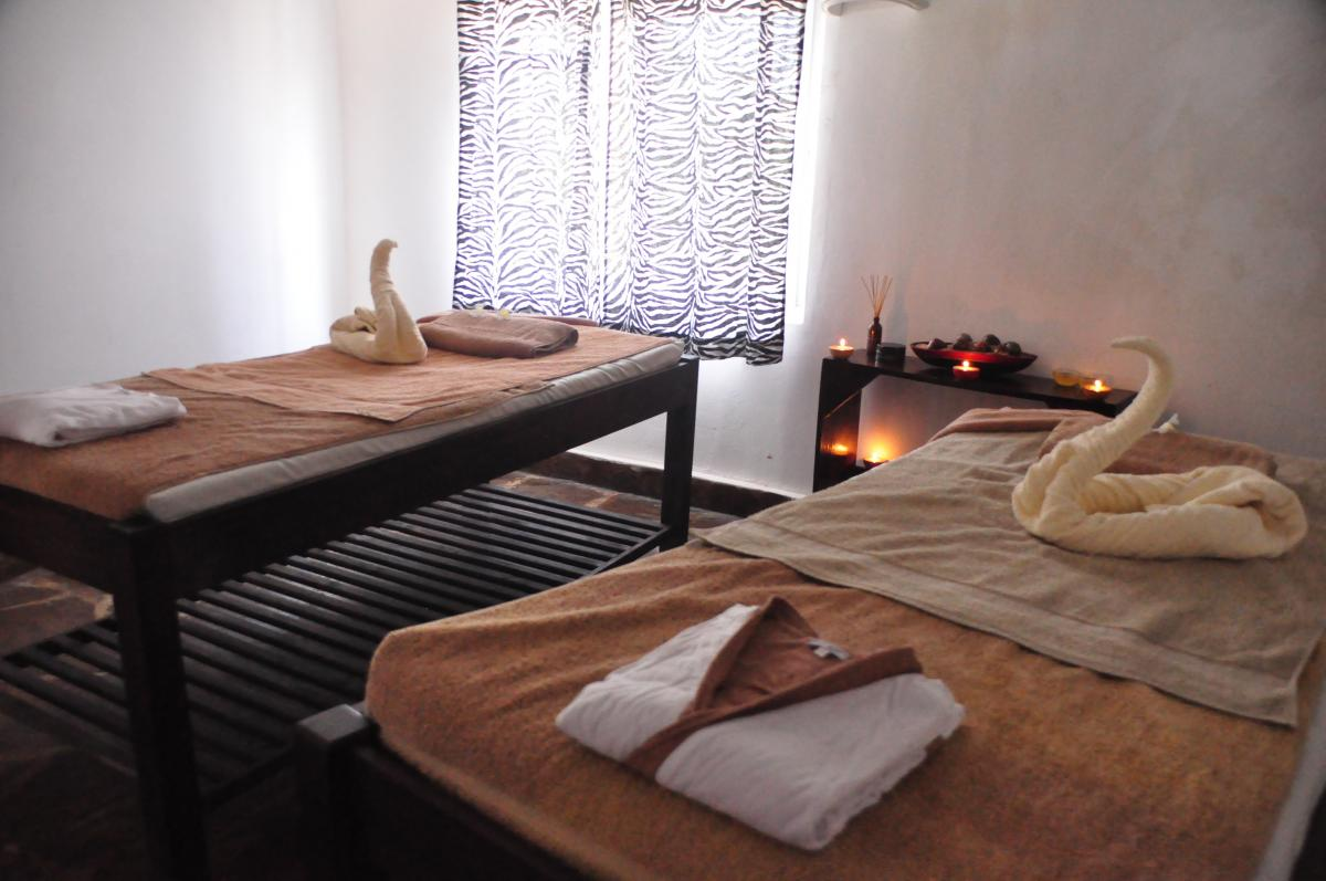 Couples massage relaxation spa #83213