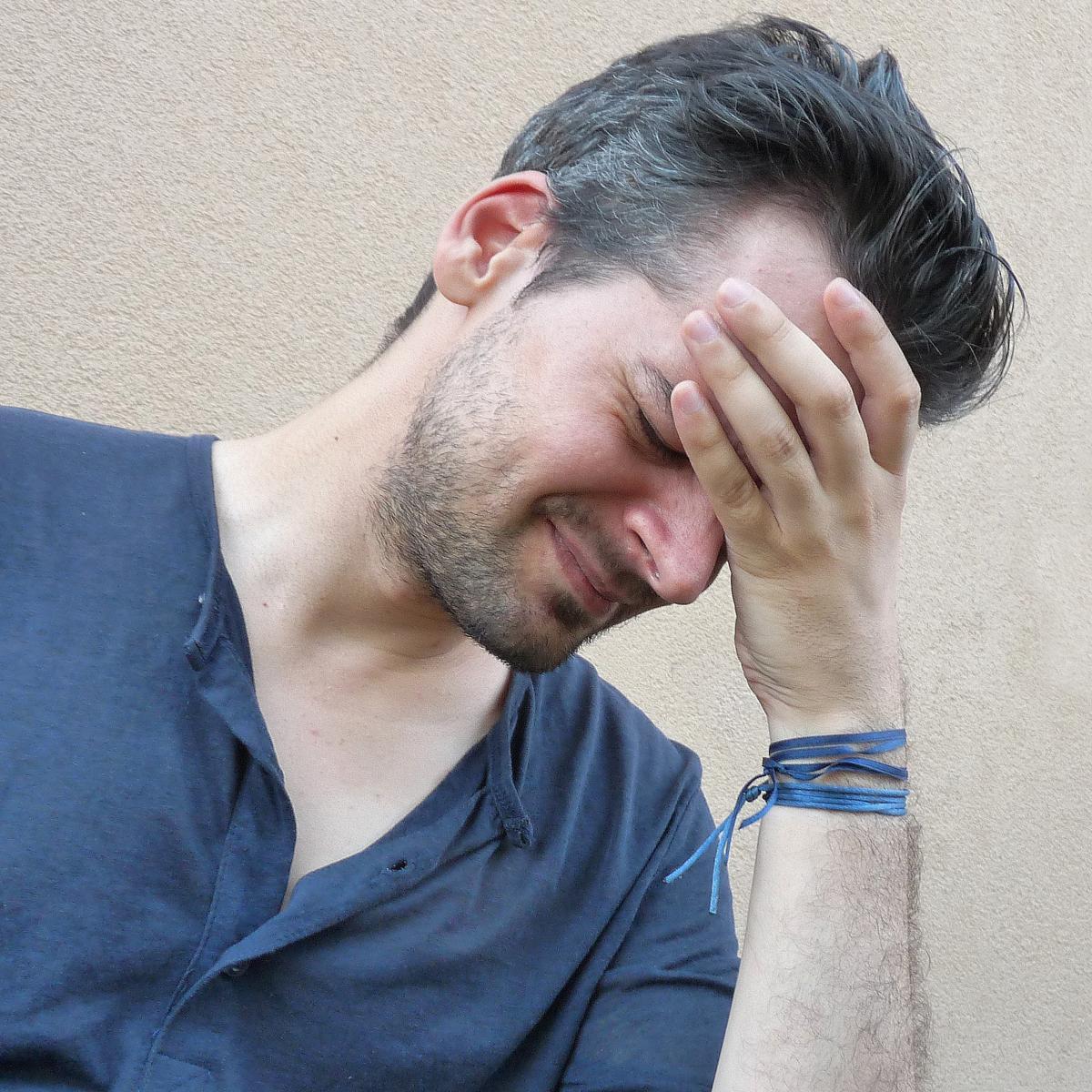 Headache image man person #85180