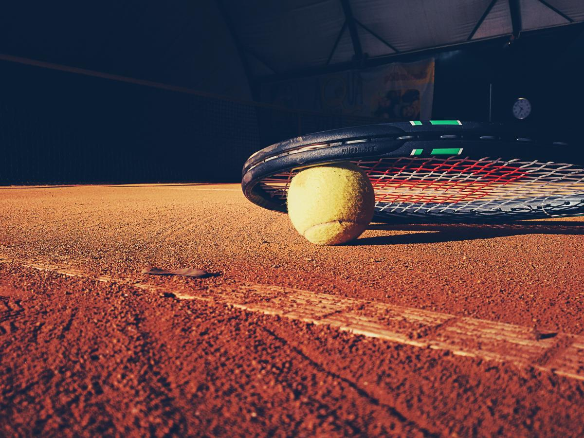 Ball clay court fitness