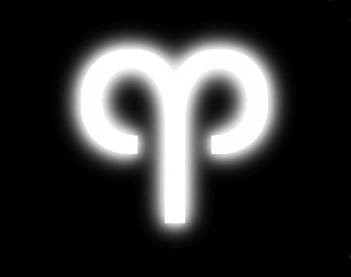 Free Aries Aries Sign Aries Zodiac Aries Zodiac Sign Symbol 92760