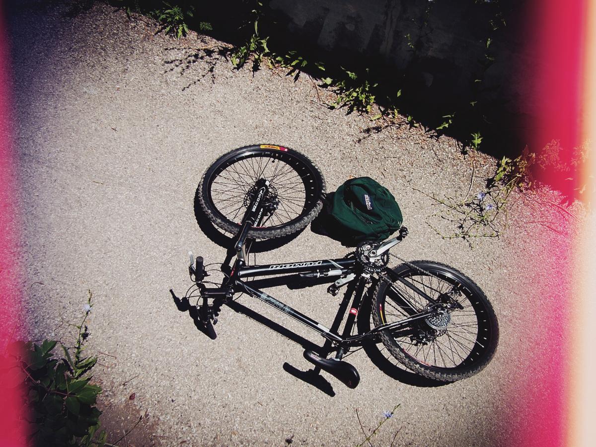 Bicycle Wheeled vehicle Vehicle #94484