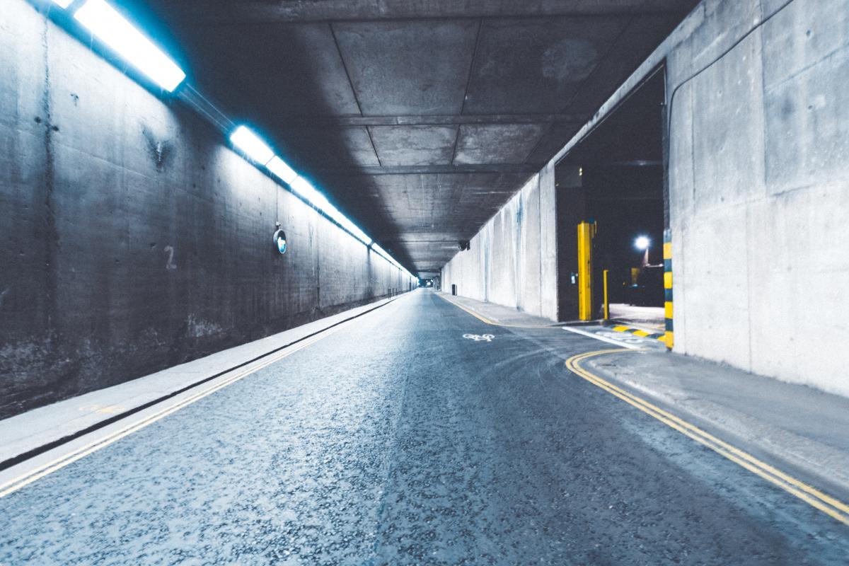 Passage Road Interior #96906
