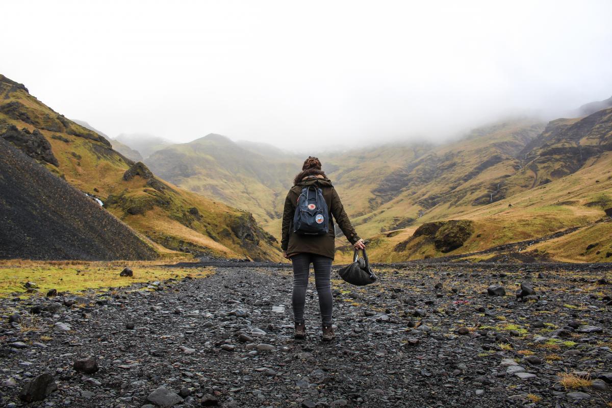 Mountain Landscape Ascent #96955