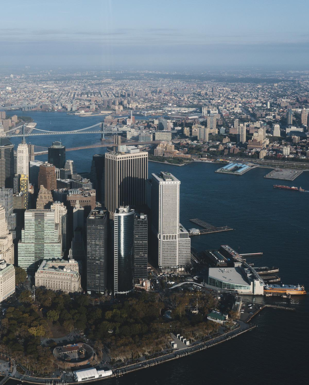 City Skyline Cityscape #98517