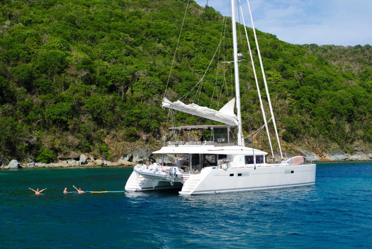 Adventure boat boating canouan