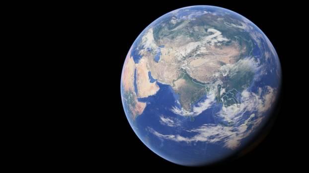 Satellite Planet Globe #100037