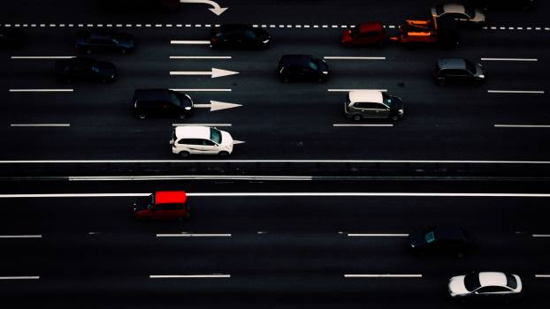 City traffic traffic jam #100103