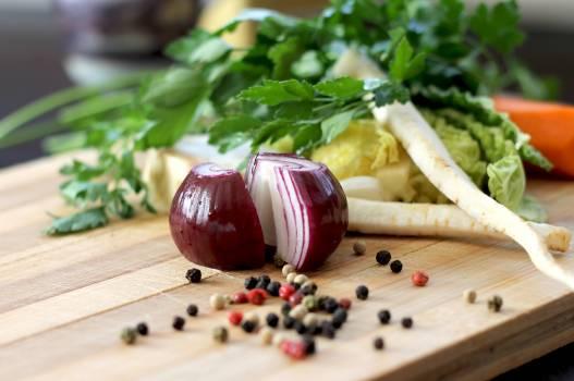 Onion Food Vegetable Free Photo