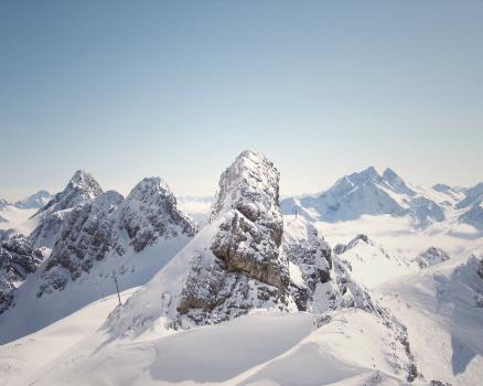 Mountain Glacier Snow #100749
