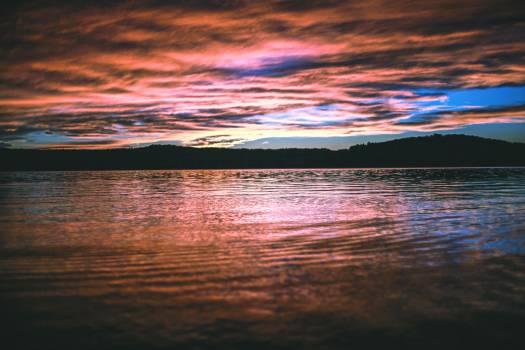 Sun Sunset Ocean #10123
