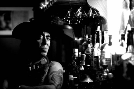 Bartender Adult Caucasian #10159