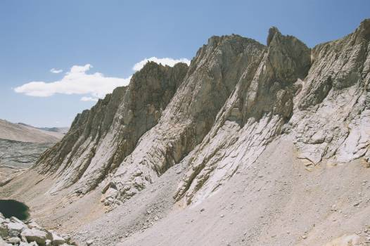 Mountain Geological formation Mountains #101633