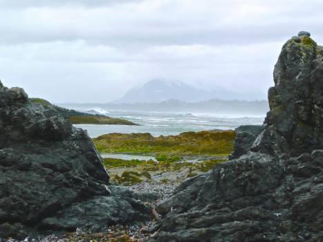 Rock Cliff Sea #101716