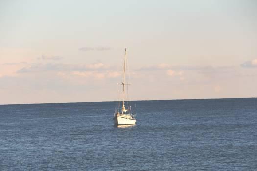 Sailboat Sea Boat Free Photo