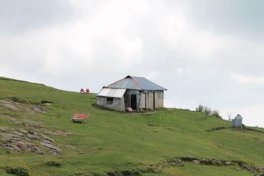 Yurt Dwelling Structure Free Photo