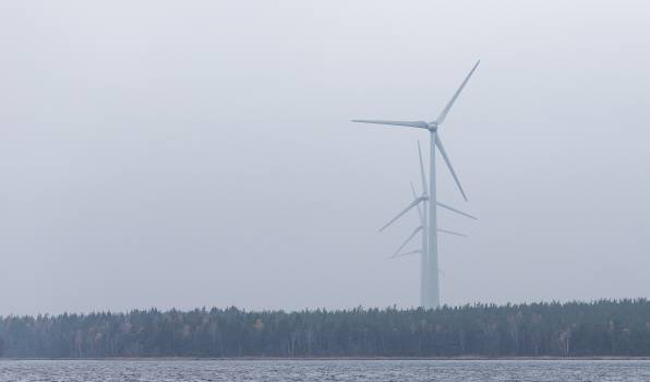 Turbine Electricity Wind Free Photo