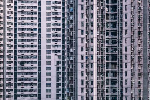 Skyscraper Housing Building #102673