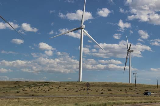 Turbine Electricity Wind #103073