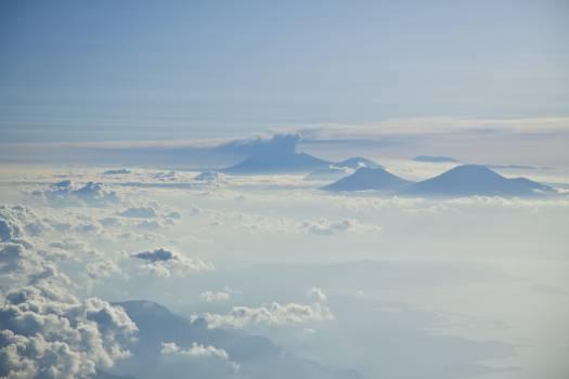 Sky Clouds Landscape #10312