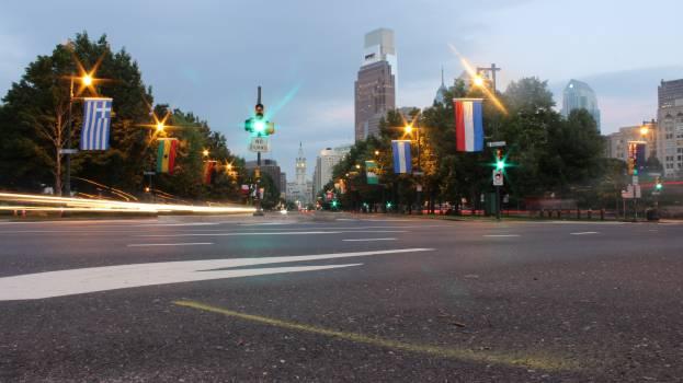 City Road Highway Free Photo