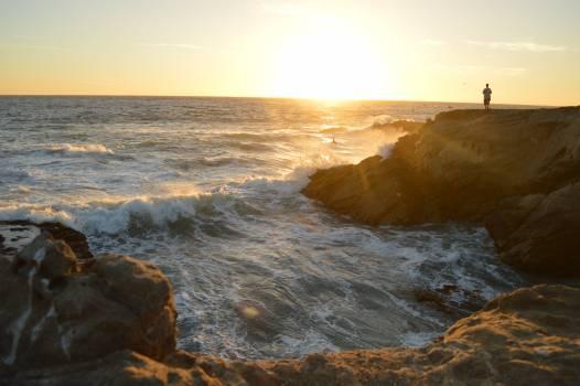Ocean Beach Sea #10364