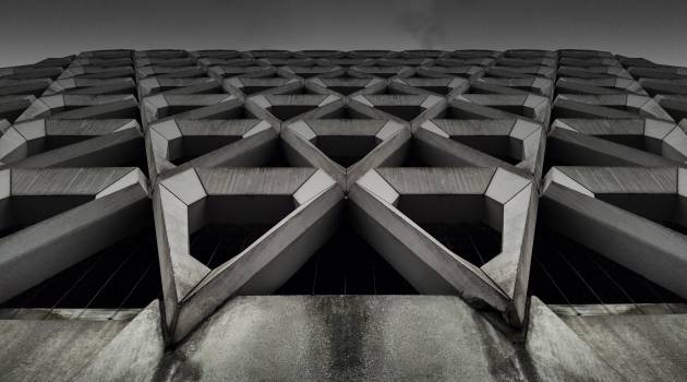 Roof Concrete Architecture #10368