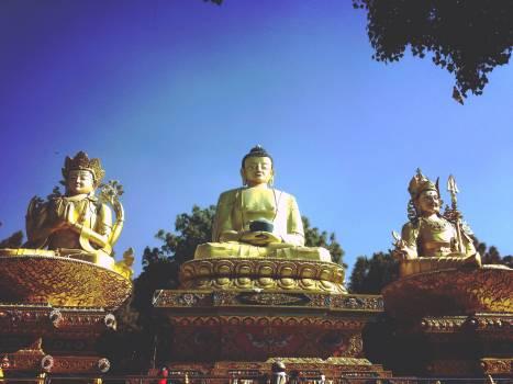 Temple Buddhist Architecture #103732