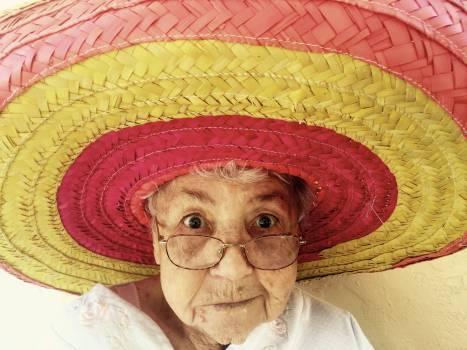 Headdress Sombrero Hat #10388