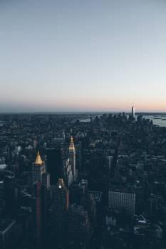 City Skyscraper Cityscape #10392