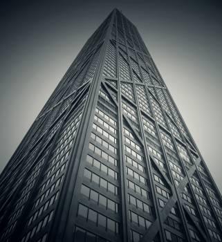 Skyscraper City Building #103990