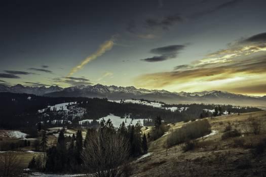 Landscape Sky Clouds #10402
