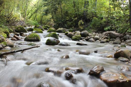 Waterfall River Water #104208