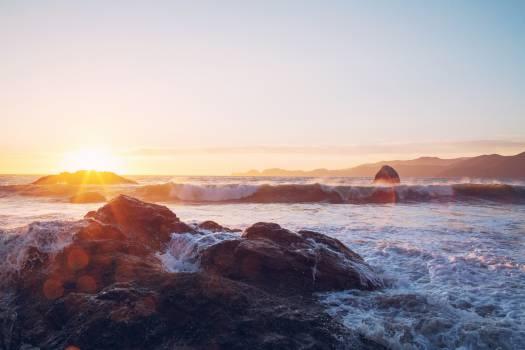 Ocean Beach Sea #10441