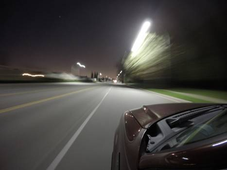 Asphalt Road Drive Free Photo