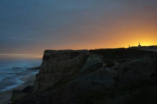 Rock Cliff Sea #10459