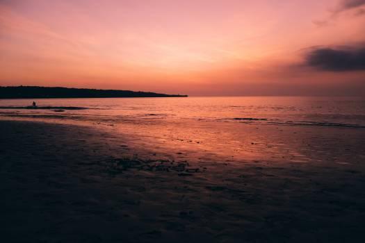 Sun Beach Ocean #10464