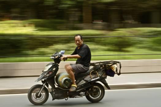 Motorcycle Wheeled vehicle Vehicle #10502