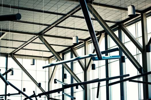 Line Architecture Modern Free Photo
