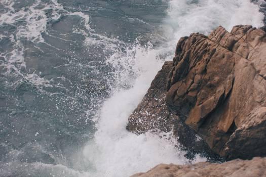 Foam Water Ocean #10527