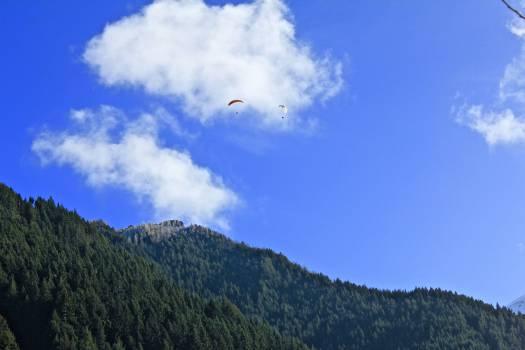 Mountain Mountains Landscape #10541