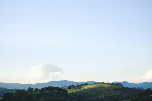 Landscape Mountain Sky Free Photo