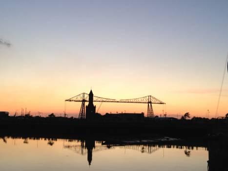 Crane Sky Lifting device Free Photo