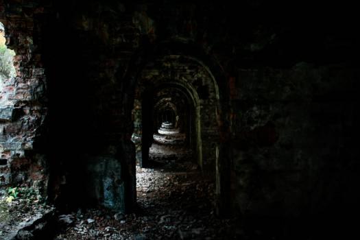 Passage Tunnel Vault #106593