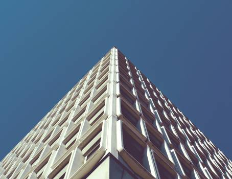 Triangle Skyscraper Design #106649