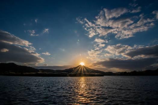 Sun Sunset Sunrise #10679