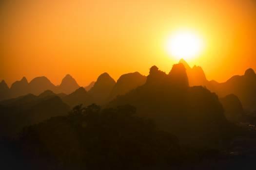 Sun Sunset Sunrise #10701