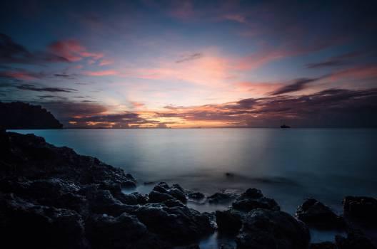 Ocean Sea Beach #10714
