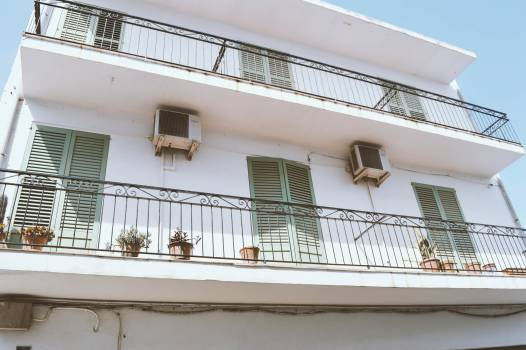 Balcony Architecture Building #10728