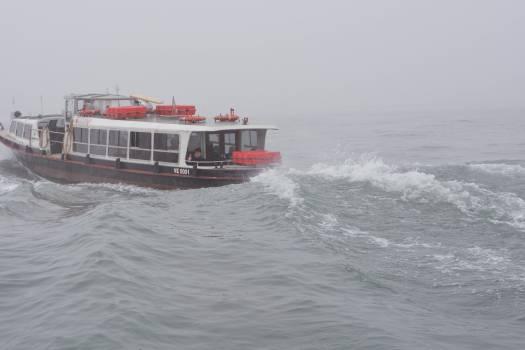 Wheel Boat Machine #107982